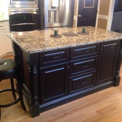 Genial Photo Of Bull Restoration   Raleigh, NC, United States. Custom Island, Black