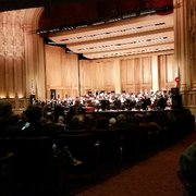 View From Photo Of Copley Symphony Hall San Go Ca United States The Montreal