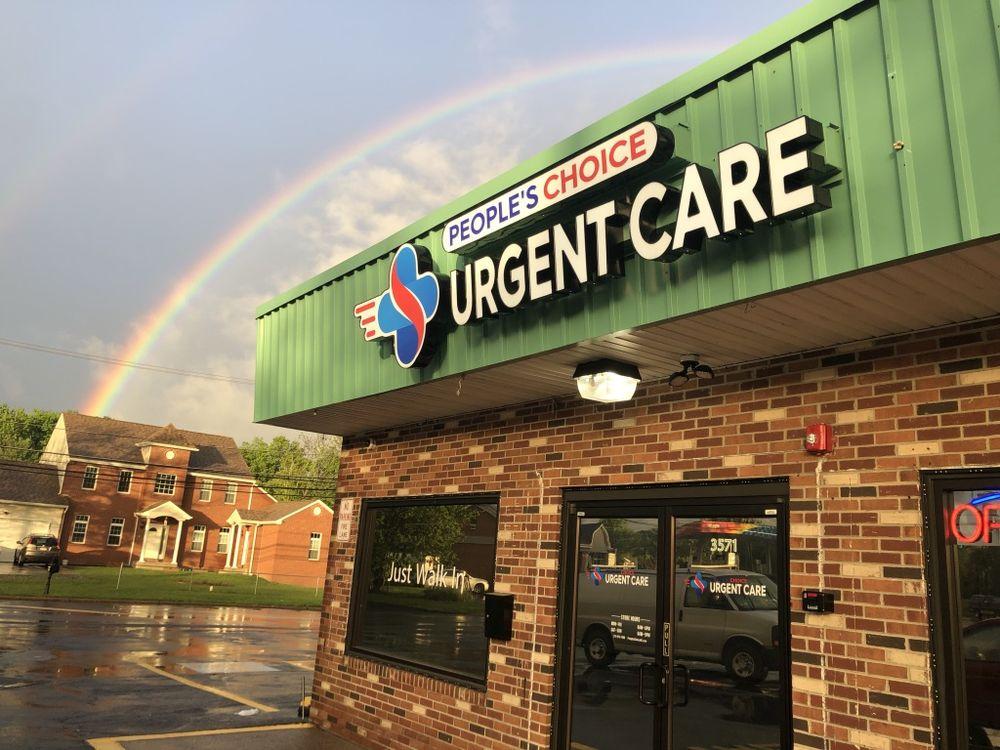 People's Choice Urgent Care: 3571 Hulmeville Rd, Bensalem, PA