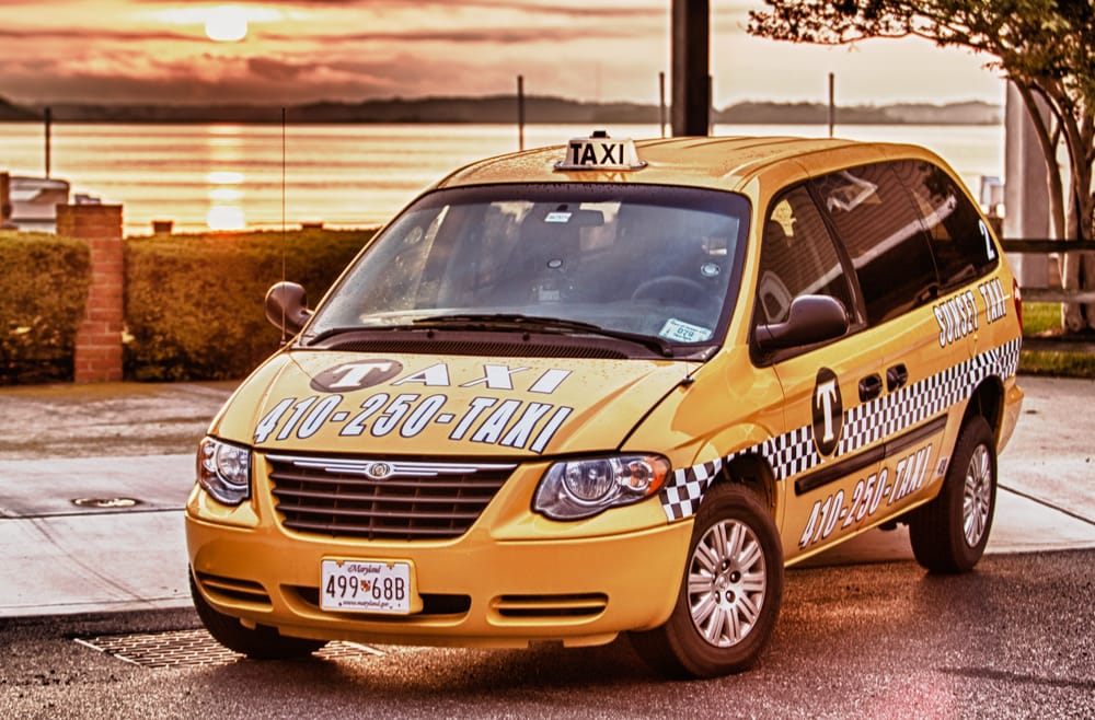 OC Yellow Taxi