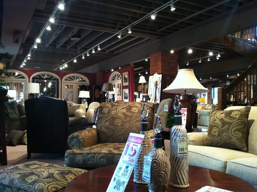 Gerdt Furniture Interiors Co Inc Closed Furniture Stores 2115 E Southport Rd