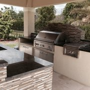 SFH   New Photo Of Wm Construction Group   Miami, FL, United States. Summer  Kitchen And ...