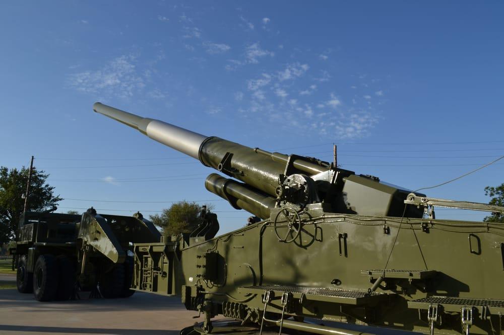 M65 280 Mm Gun 15 Kt Warhead 1953 Quot Atomic Annie