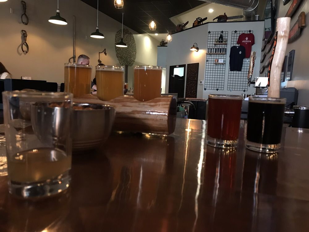 Logyard Brewing - Taproom: 103 N Fraley St, Kane, PA
