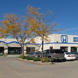 Photo Of Zimbrick Honda Service Center   Madison, WI, United States. Zimbrick  Honda