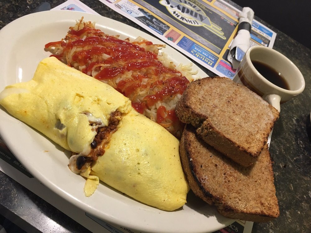 Andy's Downtown Diner: 916 Ludington St, Escanaba, MI