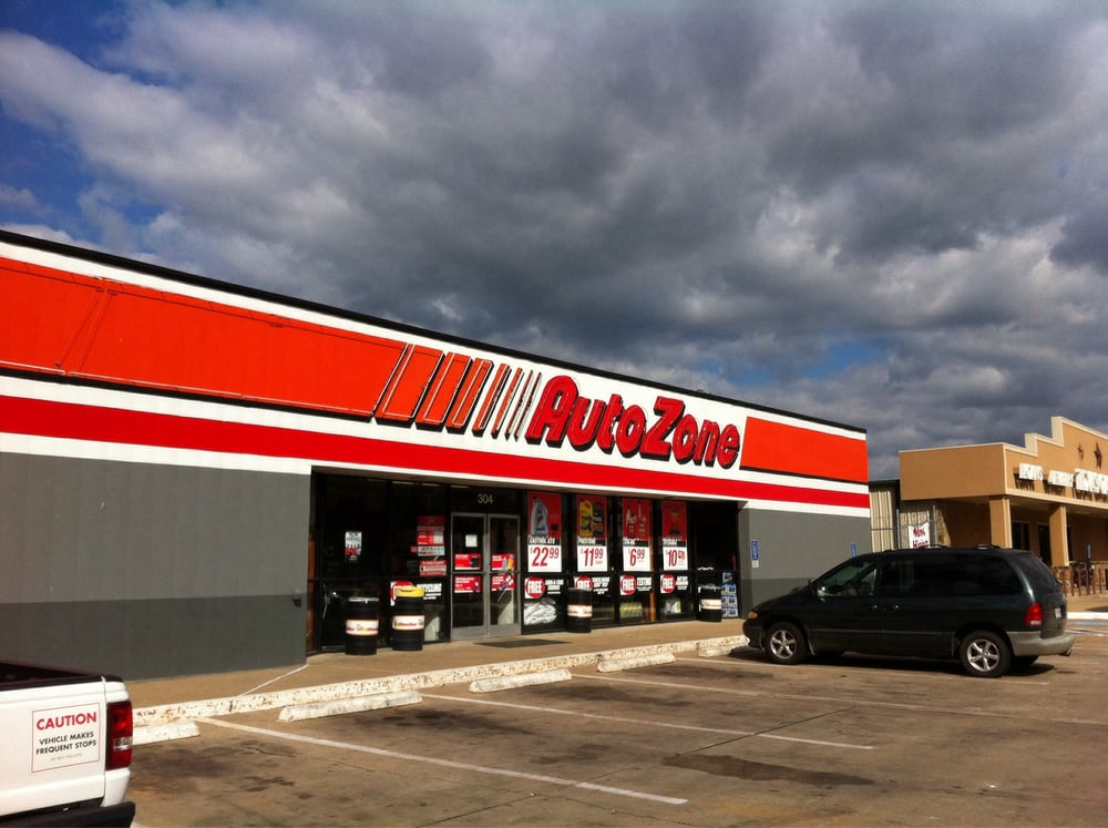 AutoZone Auto Parts: 304 W Corsicana St, Athens, TX