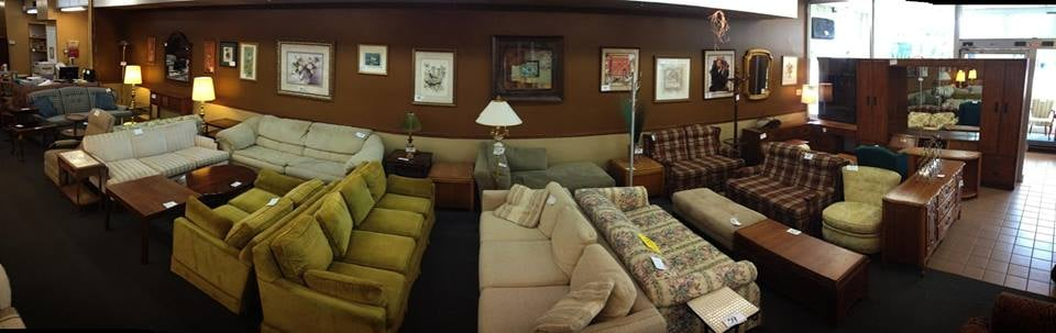 Marcia S Second Time Around Furniture Stores 5928 S 27th St Goldman Park Milwaukee Wi