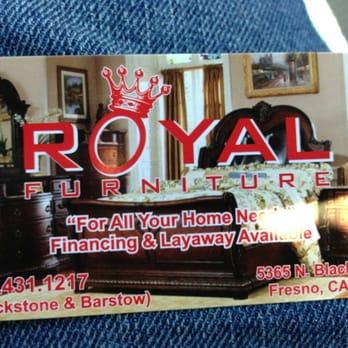 Photo Of Royal Furniture   Fresno, CA, United States