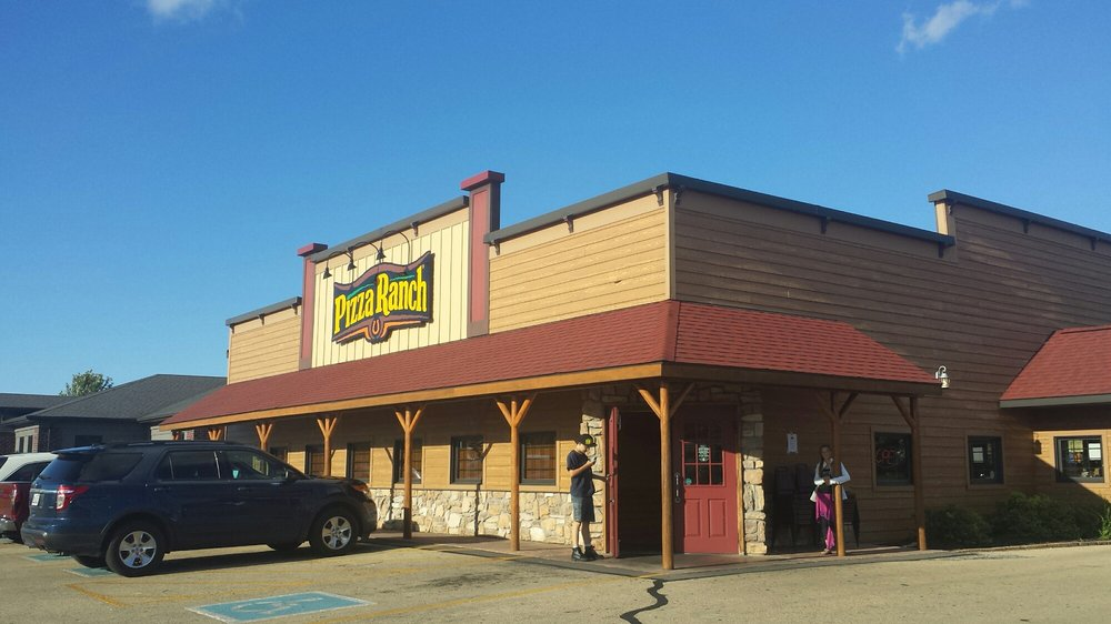 Pizza Ranch: 1347 11th St NW, Clinton, IA