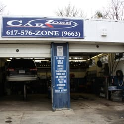 Photo Of Car Zone Somerville Ma United States