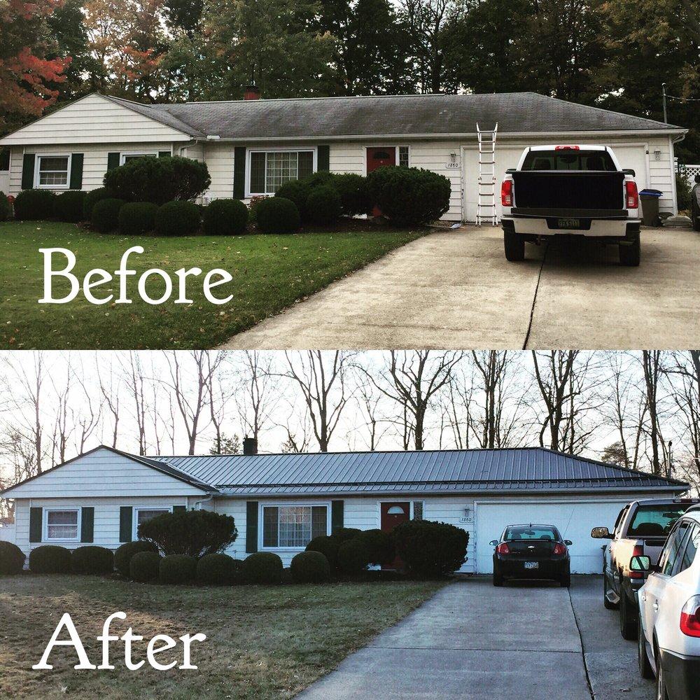 Compton Restoration: 327 Robinson Ave, Barberton, OH