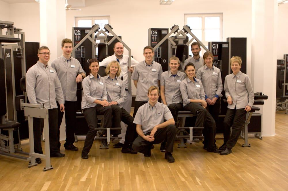 Kieser training fitnessstudio herrenstr 23 karlsruhe for Interieur team leipzig