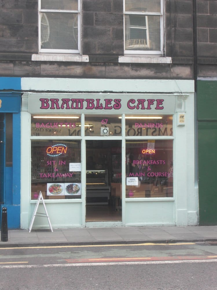 Newington Restaurant Edinburgh