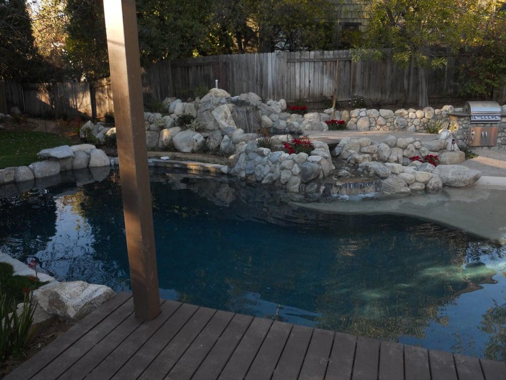 Garden View Landscape and Pools: 417 E Huntington Dr, Monrovia, CA