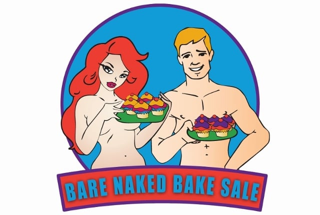 Bare Naked Bake Sale: New York, NY