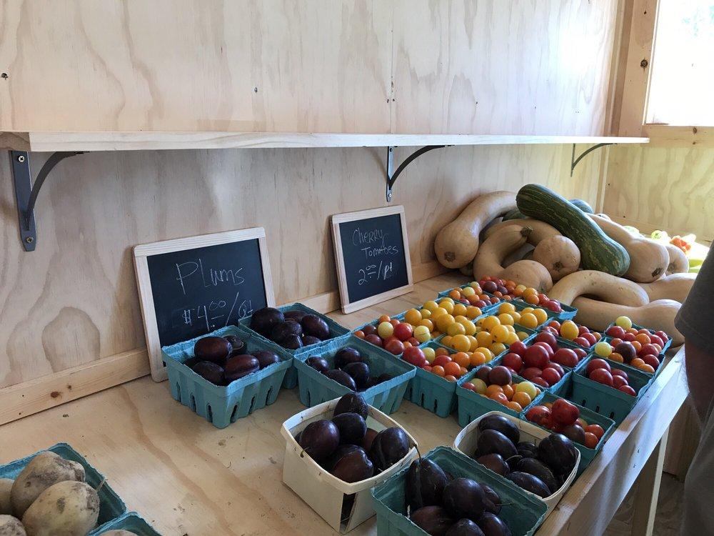 Country Crops Farmer's Market: 232 W Wright Ave, Shepherd, MI