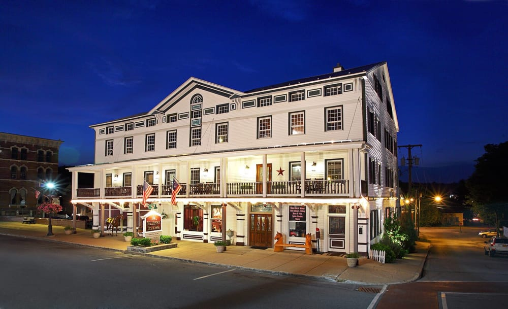 The Medbery Inn: 48 Front St, Ballston Spa, NY