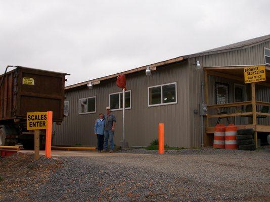 Brown's Recycling 1504 Shepardsville Hwy Granville, TN