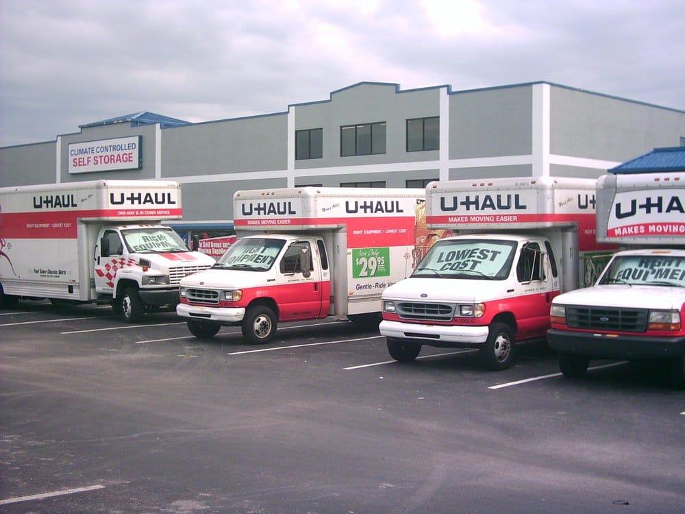 U Haul Truck Rental Yelp