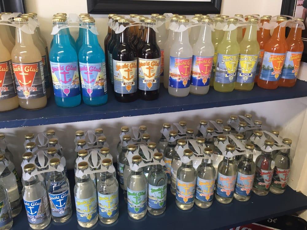 Rhode Island Yacht Club Soda