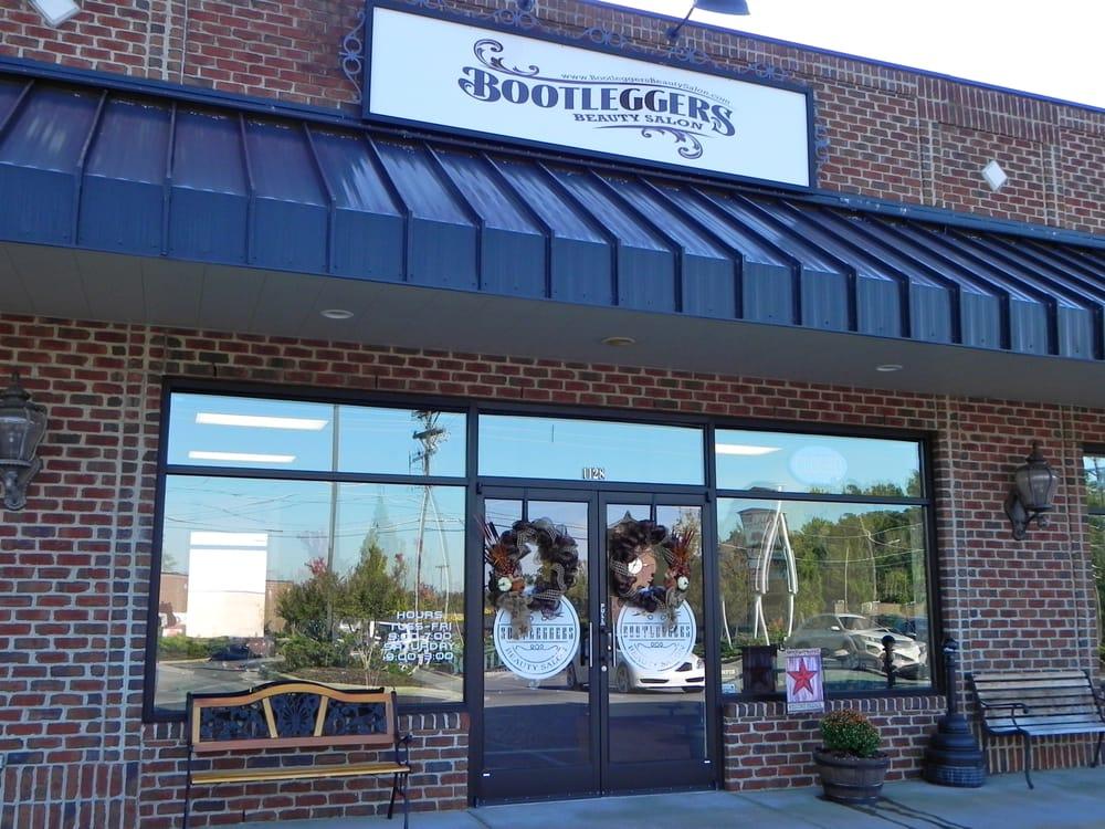Bootleggers Beauty Salon Closed Hair Stylists 1128 St Marks