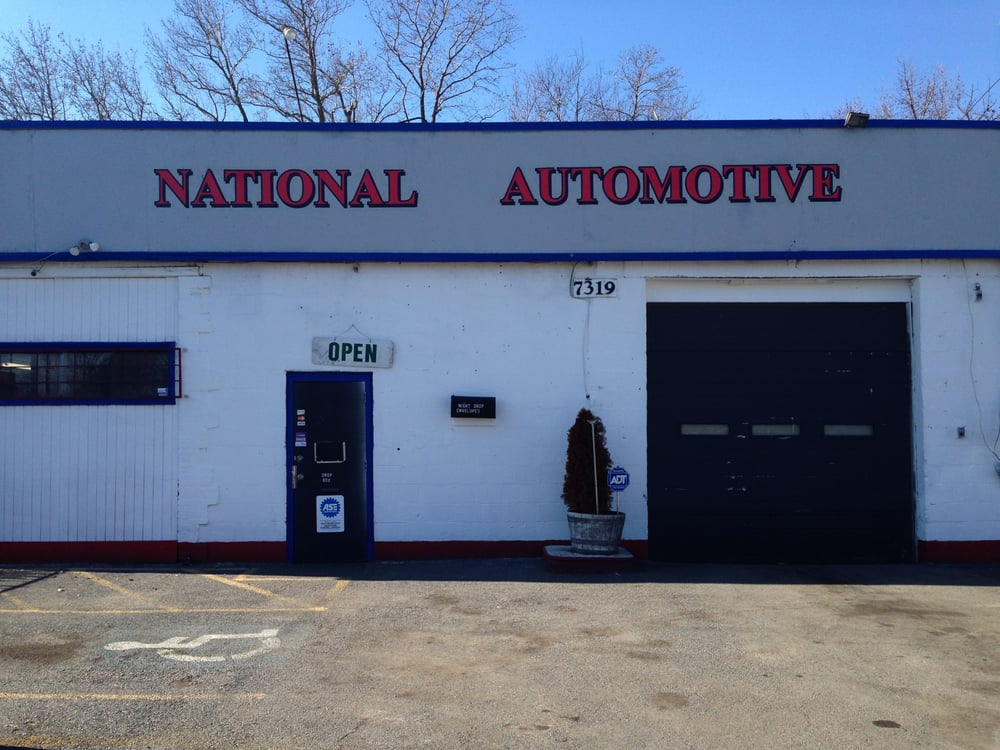 National Automotive Get Quote Motor Mechanics