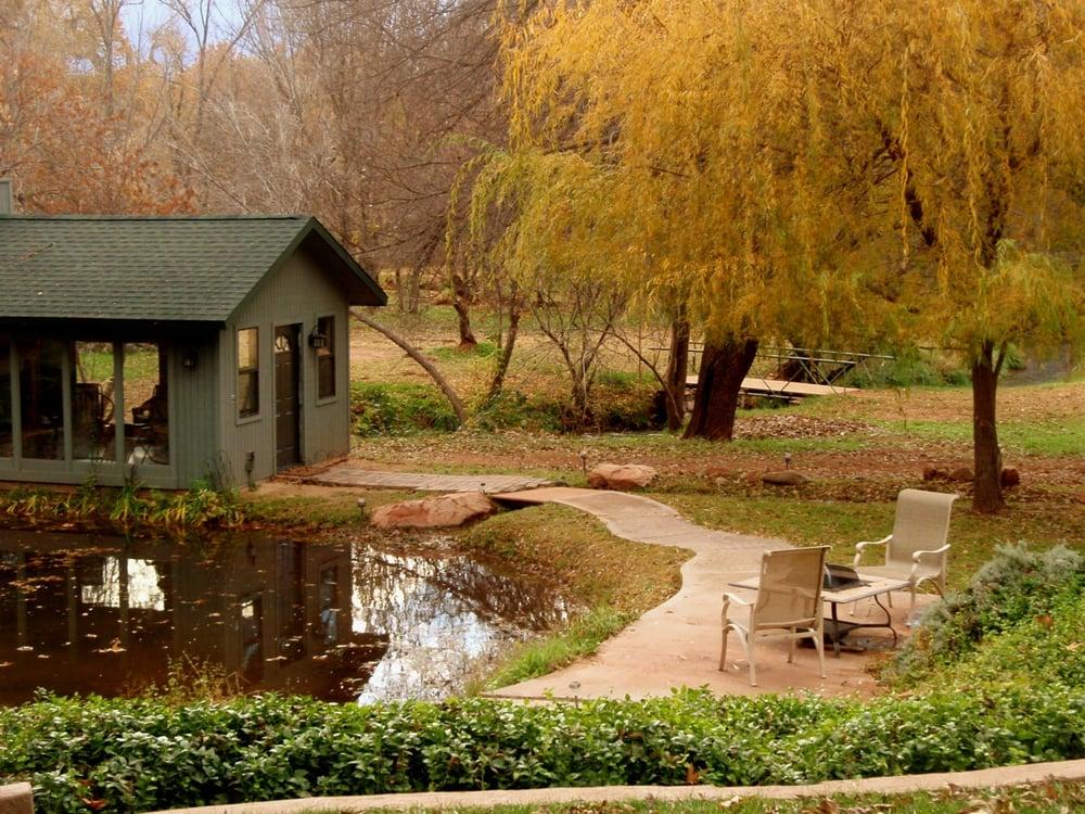 Sycamore Springs Guest House: 470 Merritt Ranch Rd, Cornville, AZ