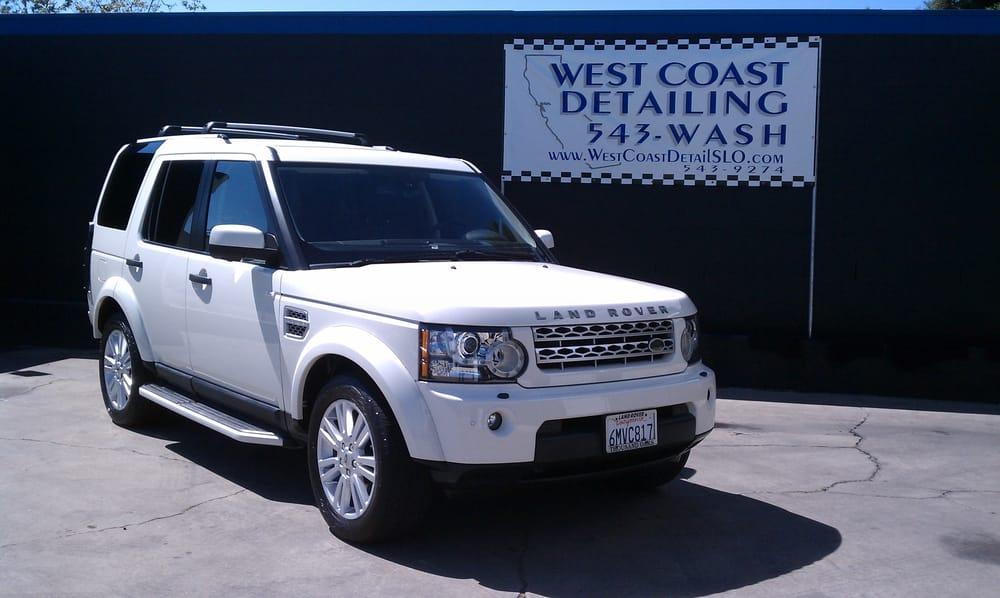 Car Wash San Luis Obispo: Photos For West Coast Detailing