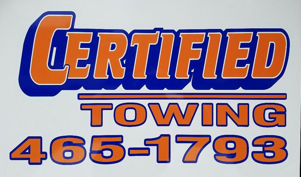 Towing business in Wheatfield, NY