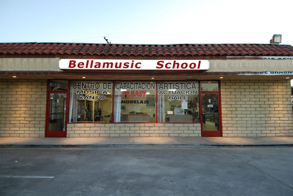 Bella Music School: 3922 Florence Ave, Bell, CA