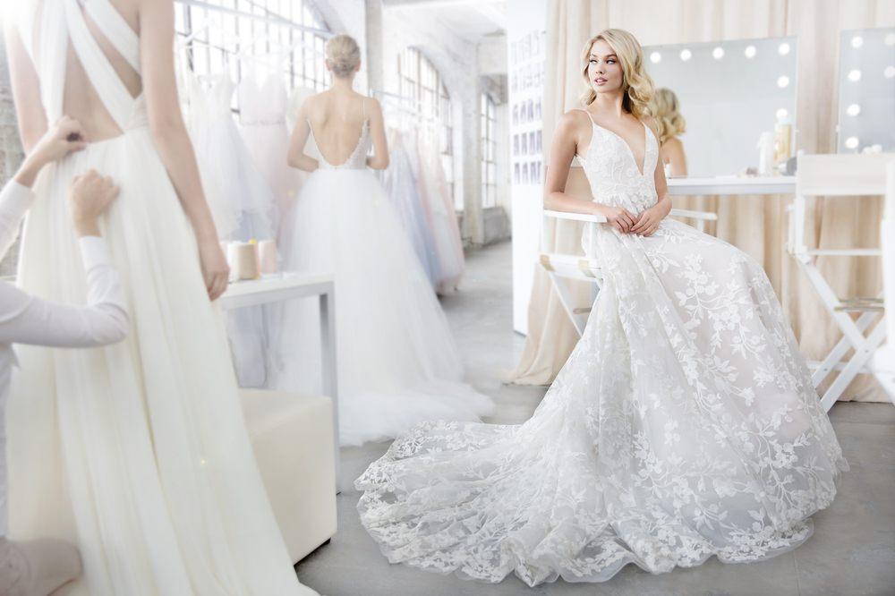 The White Gown - 39 Photos & 118 Reviews - Bridal - 3 E 44th St ...