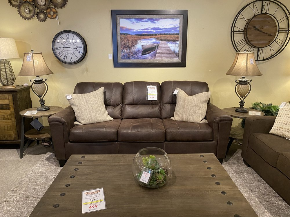Frizzell Furniture Gallery: 6463 State 371 NW, Walker, MN