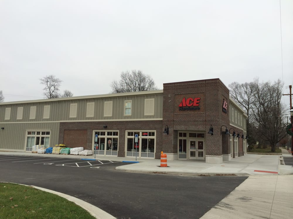 Groveport Ace Hardware Hardware Stores 726 Main St