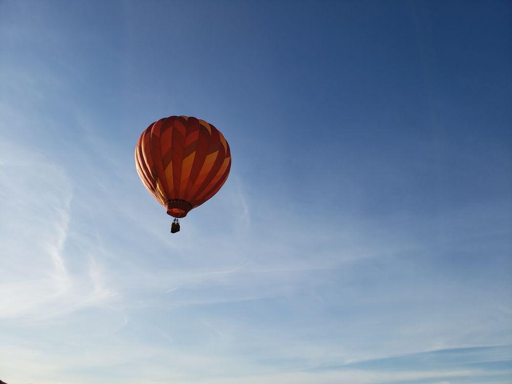New York State Festival of Balloons: Maple St, Dansville, NY