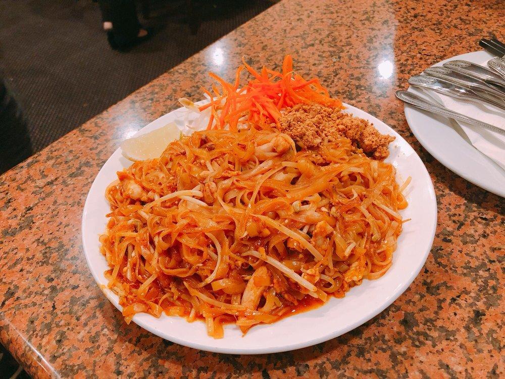 Tantawan Thai Kitchen: 9000 E Garvey Ave, Rosemead, CA