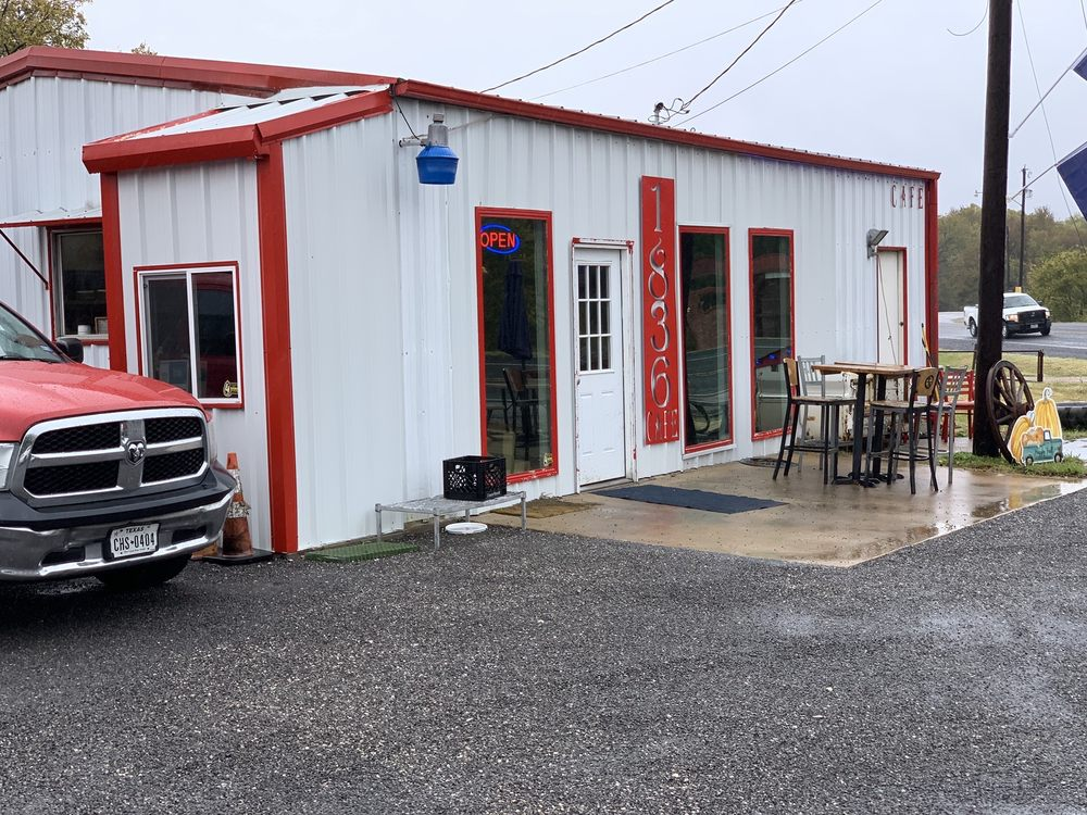 1836 Donut Shop & Cafe: 509 N Pecan St, Bells, TX