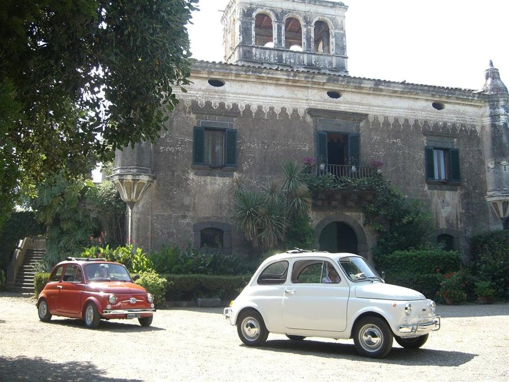 Fiat 500 Taormina Godfather Tour Yelp