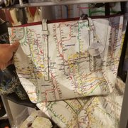 Subway Map Boxer Shorts.New York Transit Museum Gallery Annex Store 260 Photos 51