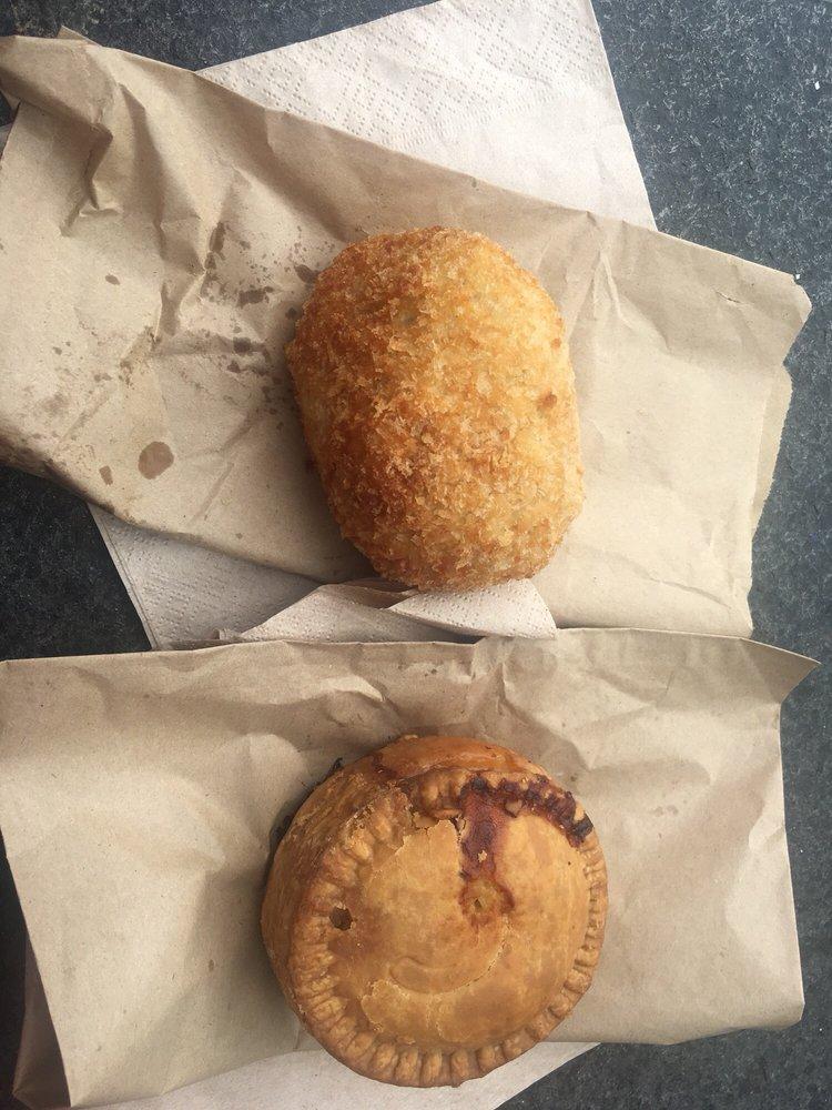 Real Food Market at King's Cross