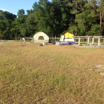 Ross Prairie Campground And Trailhead Campgrounds
