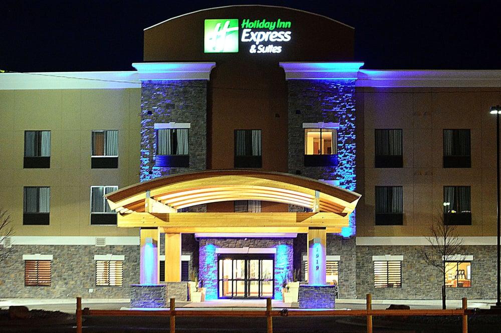 Holiday Inn Express & Suites Glendive: 1919 N Merrill Ave, Glendive, MT
