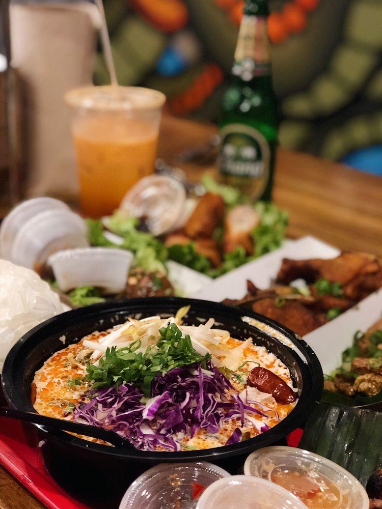 Sticky Rice Lao Street Food