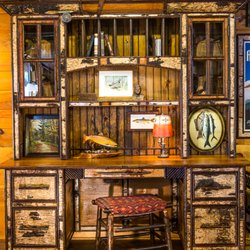 Photo Of Dartbrook Rustic Goods   Keene, NY, United States. Handcrafting  Furniture In