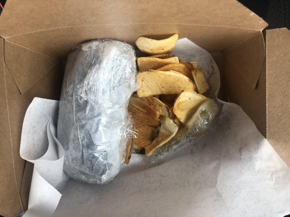 Big Bill's Sandwich Shop & Coffee Bar: 301 N Main St, Galena, IL