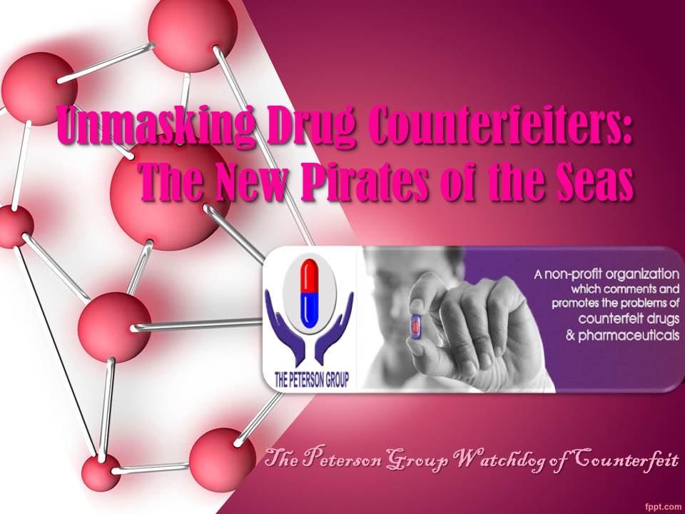 Photo of The Peterson Group - Counterfeit Drug Awareness Program: San Francisco, CA