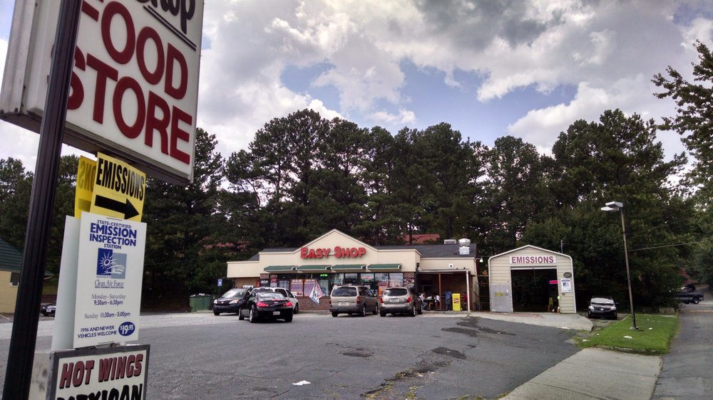 Soma Fast Emission: 3444 Buford Hwy, Brookhaven, GA