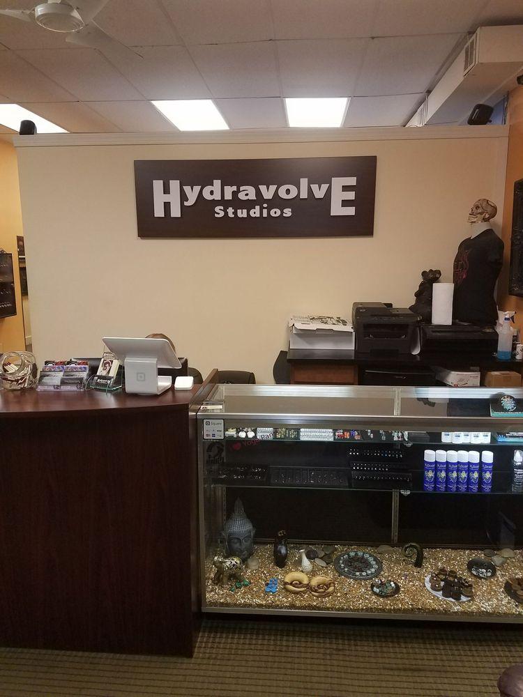 Hydravolve Studios: 409 N White Horse Pike, Somerdale, NJ