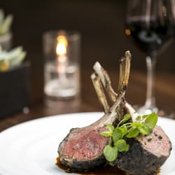 Photo Of Charlie Palmer Steak Reno Nv United States Grilled Colorado Lamb
