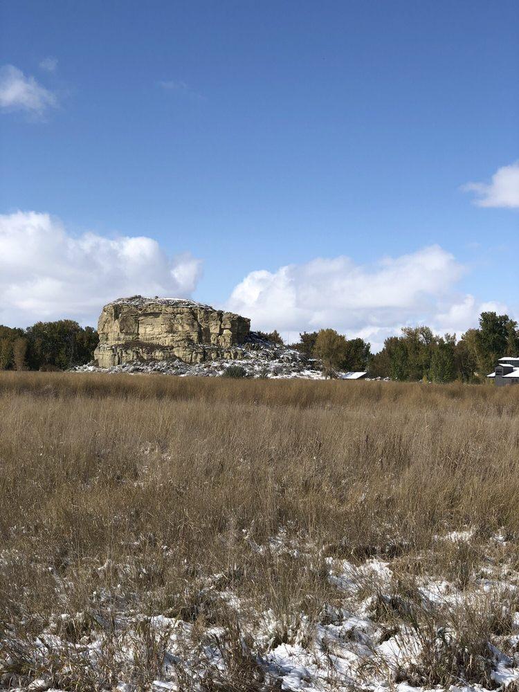 Pompeys Pillar National Monument: Billings, MT